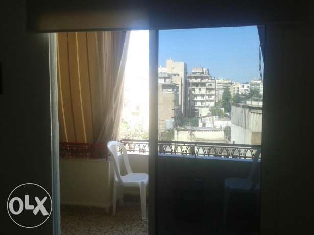 Without elevator 5th floor apartment in Achrafieh مار متر -  1