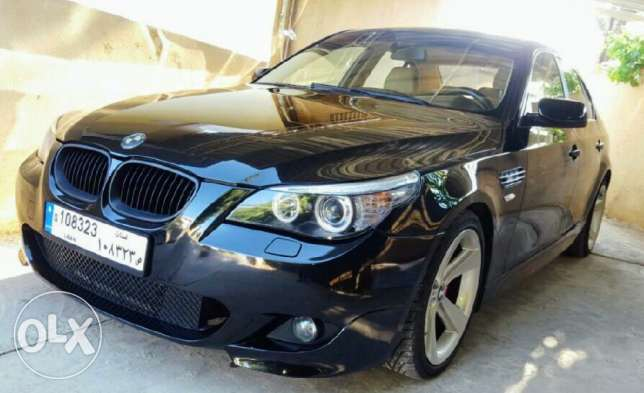 Bmw 530 look m5