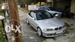 Bmw 323ci steptronic