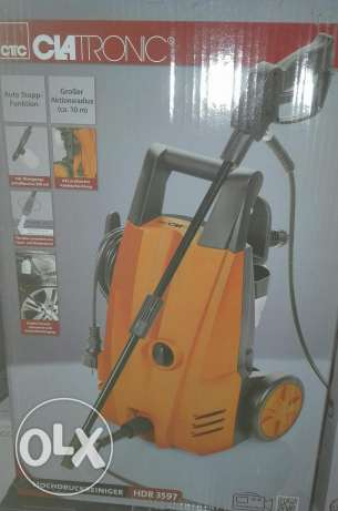 Pressure washer new clatronic