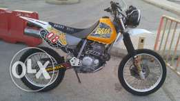 Motorcycle new baja