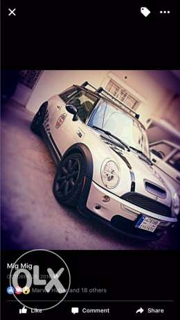 2003 mini s maping navigation wala darbet shakouj super ndife 8500$