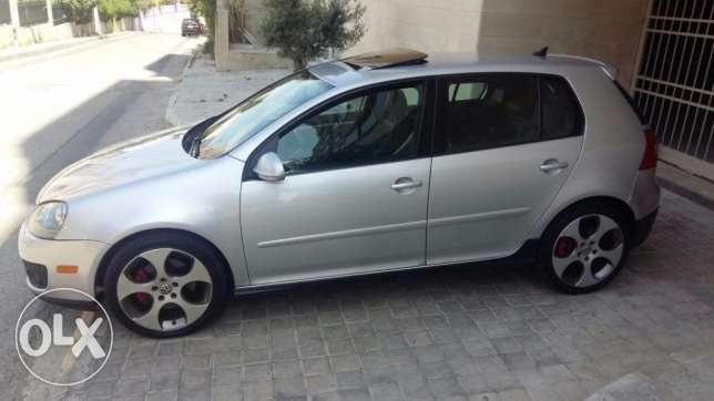 Very good condition GOLF GTI (Full Option only manual) Volkswagen