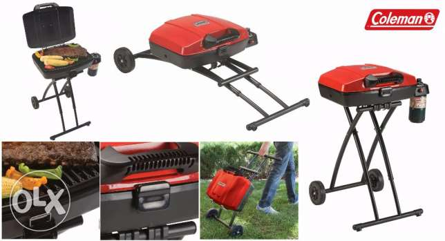 SPORTSTER® PROPANE GRILL colman brand new for only 99$