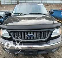 Ford 2003 FORD F 150 EXT CAB. 5 SEATS, FULL 4X4 at port
