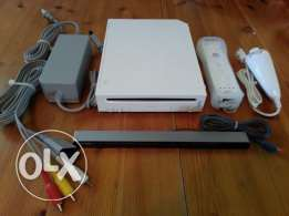 nintendo wii pal complete v. good condition