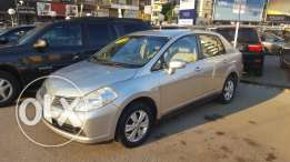 Nissan tiIda f.o ABS Aiirbag like new jnouta 2008
