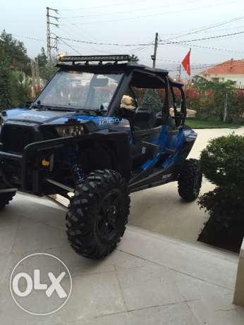 UTV: Polaris RZR 4 seaters 1000cc