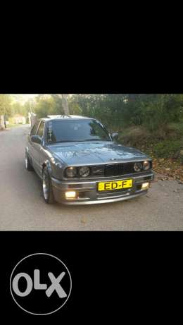 Bmw e30 M_technic look جبيل -  7
