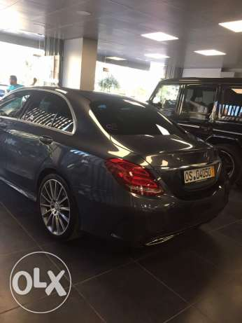 Mercedes benz c180 AMG model 2015 like new price 43000$