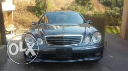 Mercedes benz E350 model 2006 location in zouk mosbeh adonis