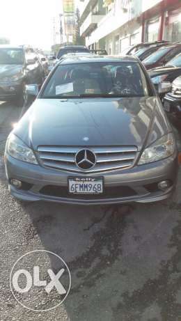 mercedes c300 model 2009 clean carfax makfoule