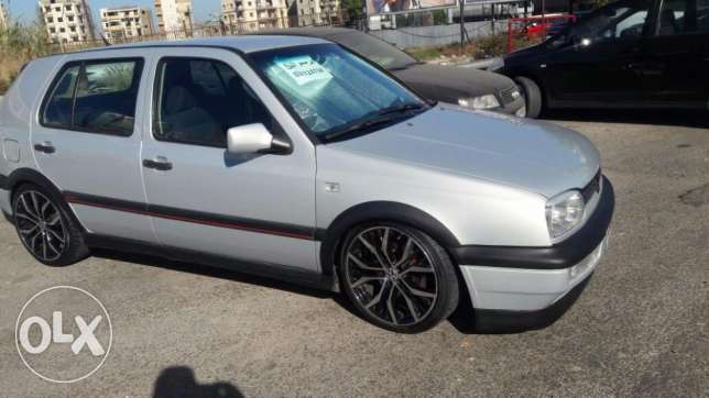 Golf 3 in a good condition كسروان -  1