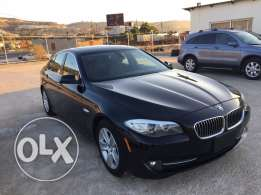 bmw 528i model 2011 black in basket