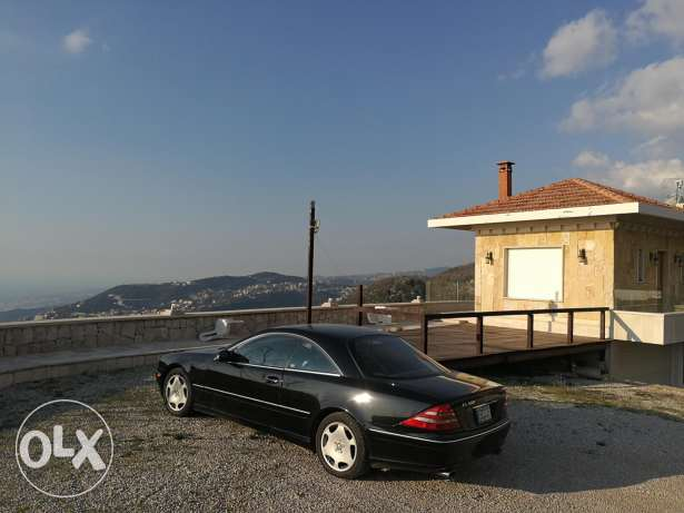 Mercedes cl500 V8 super clean