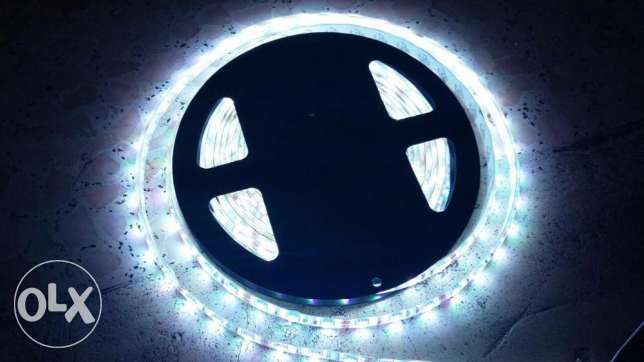 LED Light Strip 5M Flexible RGB بعبدا -  1