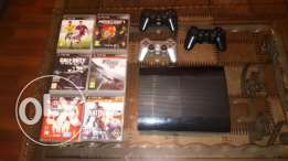 Ps3 and games and controllers