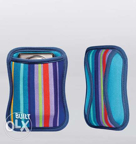 Built Scoop Camera Case - Bowery Stripe