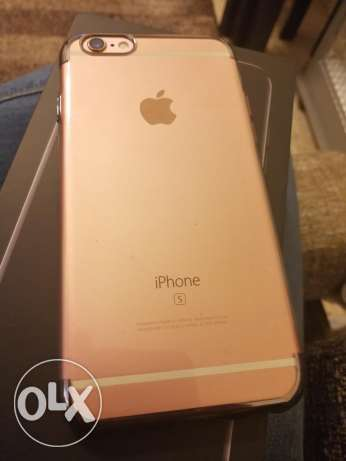 iPhone 6s 64 rose gold