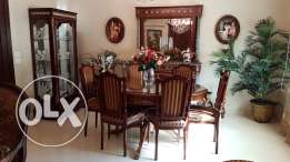 classic style furniture (salon and dining room)