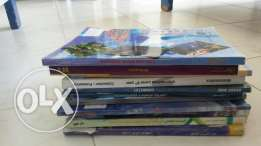 Grade 9 Books + Guides + Shamel 2013