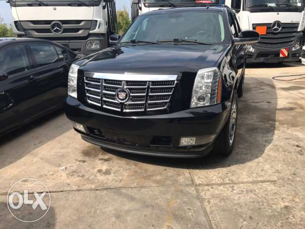 Cadilac Escalade Premium 2008 Clean car Fax
