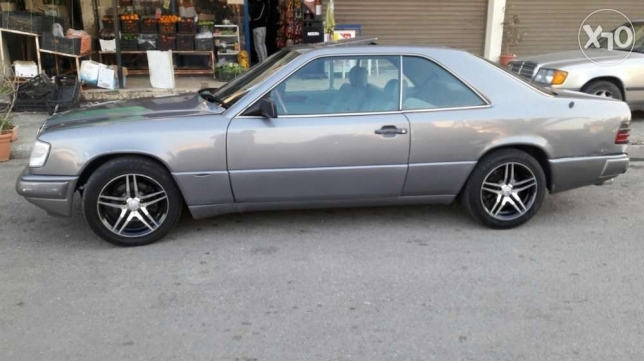 Mercedes ce coupe model 89 2800$
