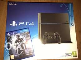 new PlayStation 4 VR and camera new and sealed