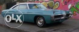 Pontiac Ventura 68- low miles-as new-original-20k negotiable or trade