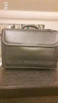 Real leather HP professional business bag
