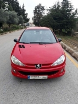 Metalic red. Recaro seats, black interior, engine 2.0 liter 24 valve. Very good condition