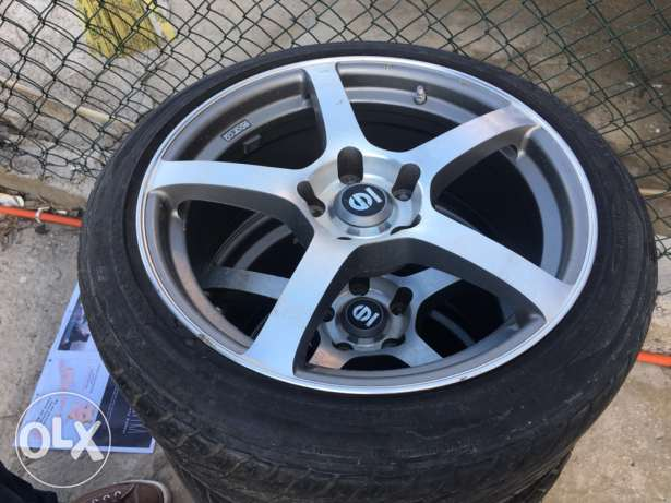 bmw 135 sparco 18 inch rims and wheels