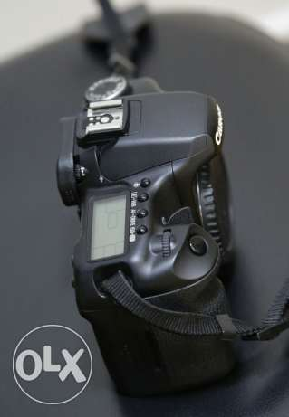 Canon 40d 17 85 is charge w 2 batt