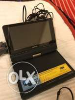 rechargeable DVD player