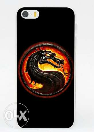 Mortal kombat Cover for iphone 6/6s and samsung s7 edge