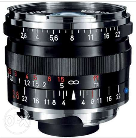 Zeiss 28mm boigon f2.8 for leica cameras
