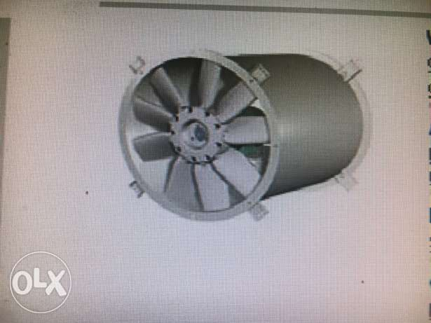 fresh or exhausted fan