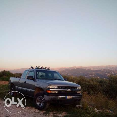 Chevrolet Silverado 1999 - 4x4 - Very Clean Mechanique - 4.8 L - V8 البترون -  2