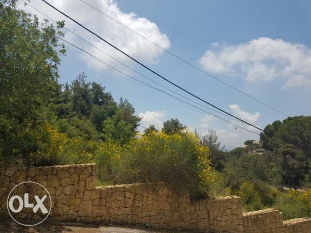 Land for Sale in Baabdat. المتن -  2