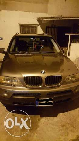 BMW x5 6 cylinder sports package