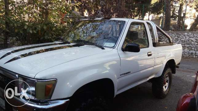 Special Toyota Tacoma for sale عجلتون -  1