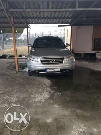 Infiniti for sell