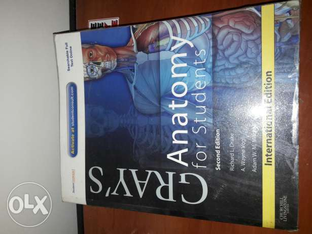Gray's anatomy for students, 2nd edition
