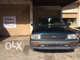toyota t100 4 cylinder manual