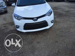 2015 Toyota Corolla LE newly arrived