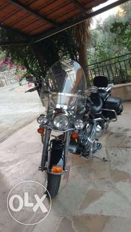 Harley Davidson - Road King بيت الشعار -  5