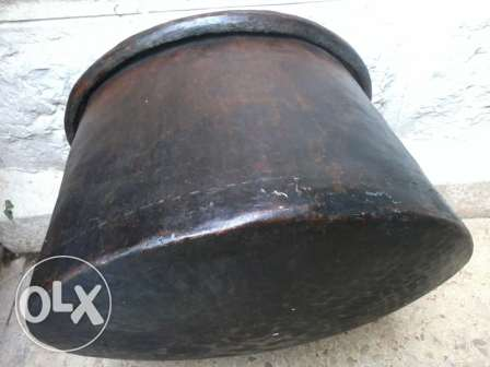 Old copper, 80-150 years, 40Litres,