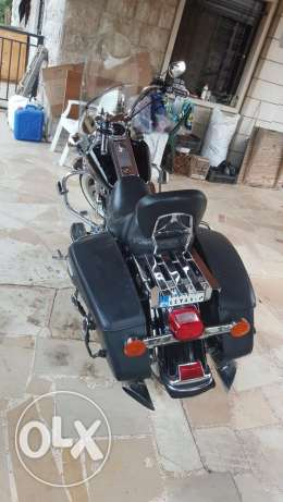 Harley Davidson - Road King بيت الشعار -  2