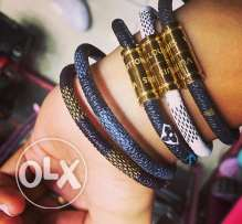 Louis Vuitton bracelets magnetic