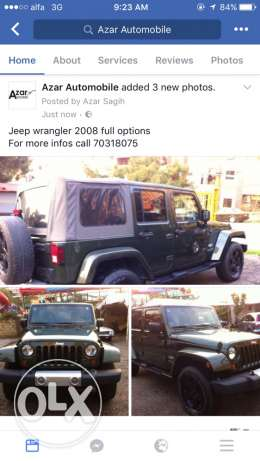 3 wranglers for sale 2008